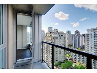 Main Photo: 1809 1010 RICHARDS STREET in : Yaletown Condo for sale : MLS® # V1070664