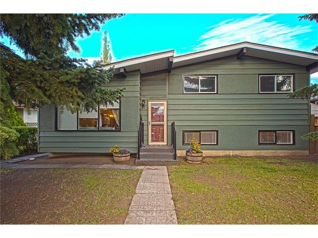 Photo 1: 20 SACKVILLE Drive SW in Calgary: Southwood House for sale : MLS® # C4040691