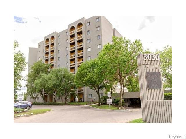 Main Photo: 3030 Pembina Highway in Winnipeg: Fort Garry / Whyte Ridge / St Norbert Condominium for sale (South Winnipeg)  : MLS®# 1607371
