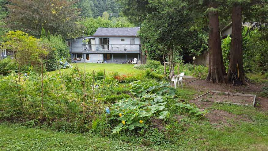 Photo 5: 1317 EAGLECLIFF Road: Bowen Island House for sale : MLS® # R2093088