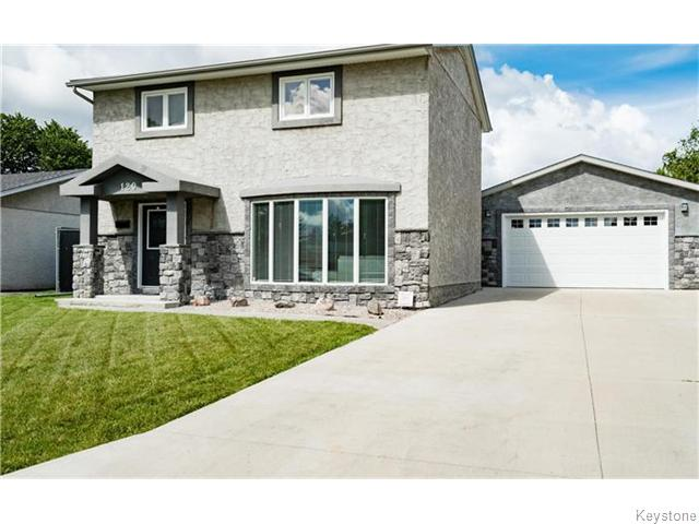 Main Photo: 120 Brookhaven Bay in Winnipeg: Southdale Residential for sale (2H)  : MLS® # 1622301