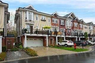 "Main Photo: 64 8068 207 Street in Langley: Willoughby Heights Townhouse for sale in ""Yorkson Creek - South"" : MLS® # R2110691"