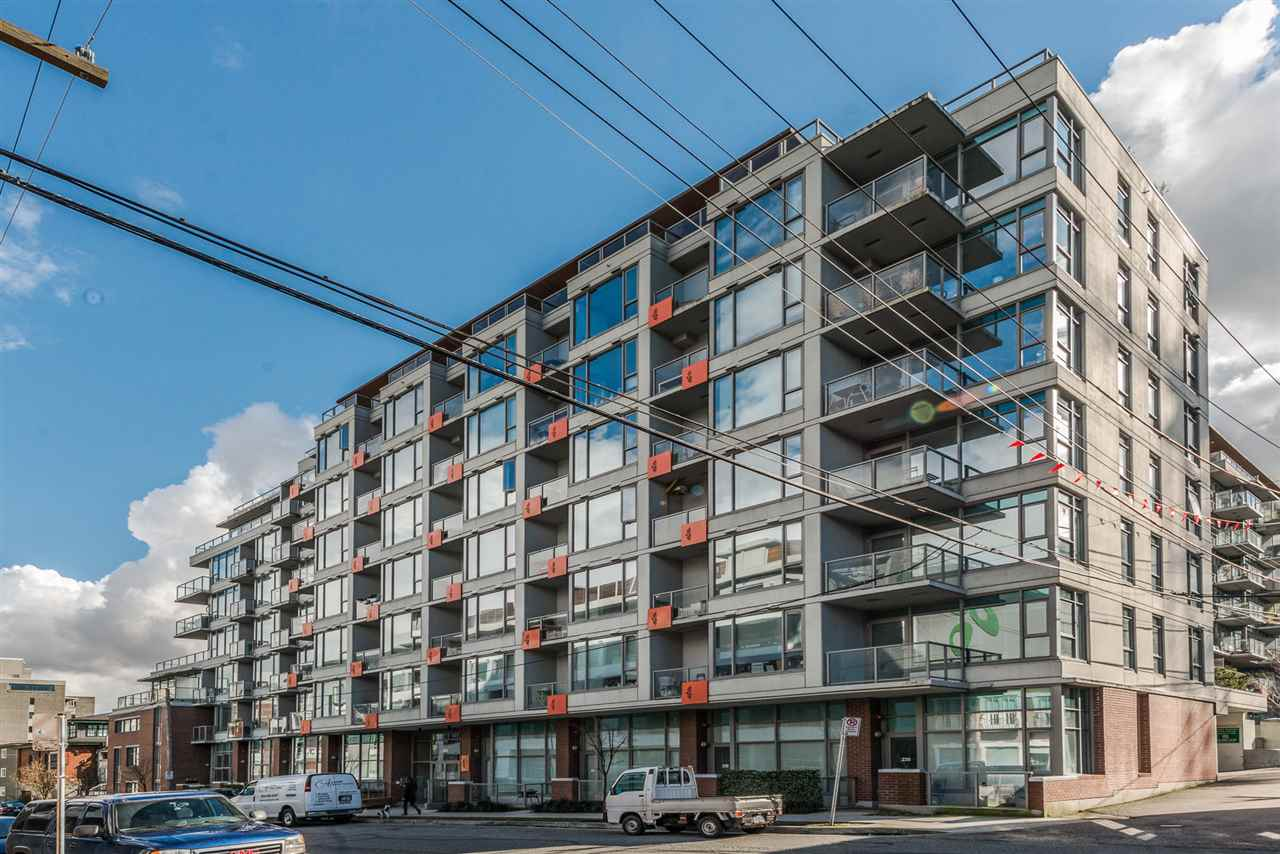 "Main Photo: 503 250 E 6TH Avenue in Vancouver: Mount Pleasant VE Condo for sale in ""The District"" (Vancouver East)  : MLS® # R2142384"