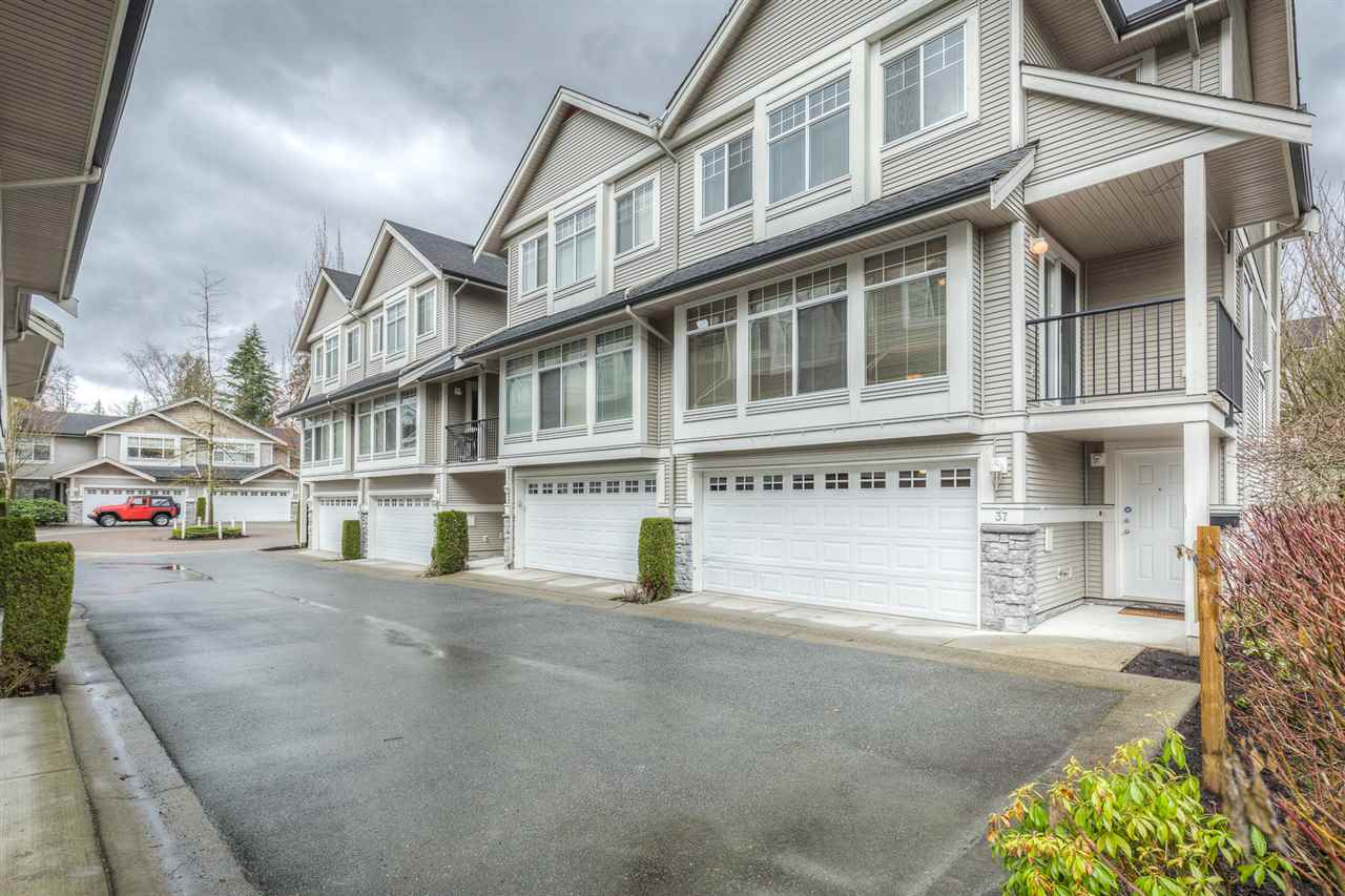 "Main Photo: 37 23343 KANAKA Way in Maple Ridge: Cottonwood MR Townhouse for sale in ""COTTONWOOD GROVE"" : MLS(r) # R2150181"