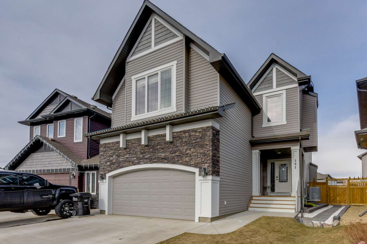 Main Photo: 501 STONERIDGE Drive: Sherwood Park House for sale : MLS® # E4058028