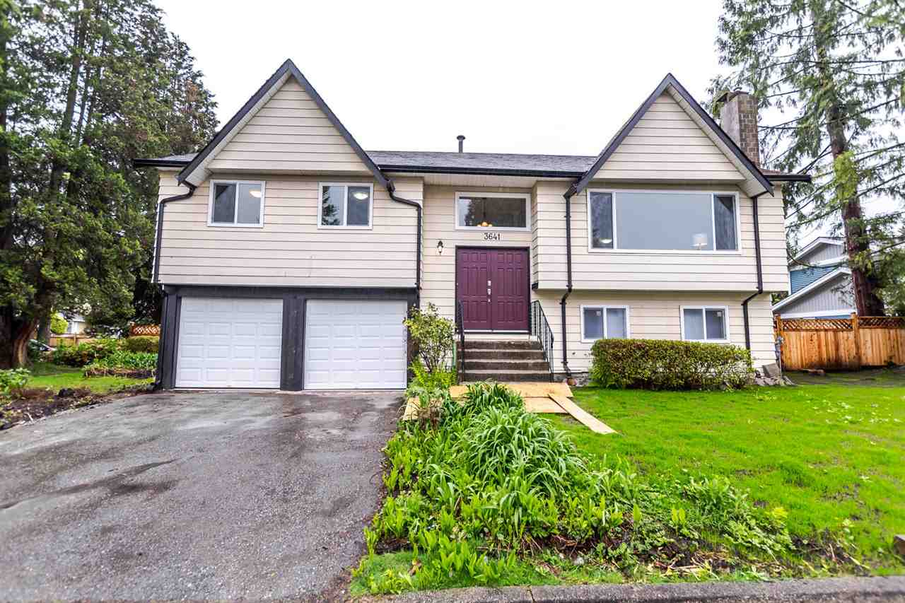 "Main Photo: 3641 VINEWAY Street in Port Coquitlam: Lincoln Park PQ House for sale in ""LINCOLN PARK"" : MLS® # R2162522"