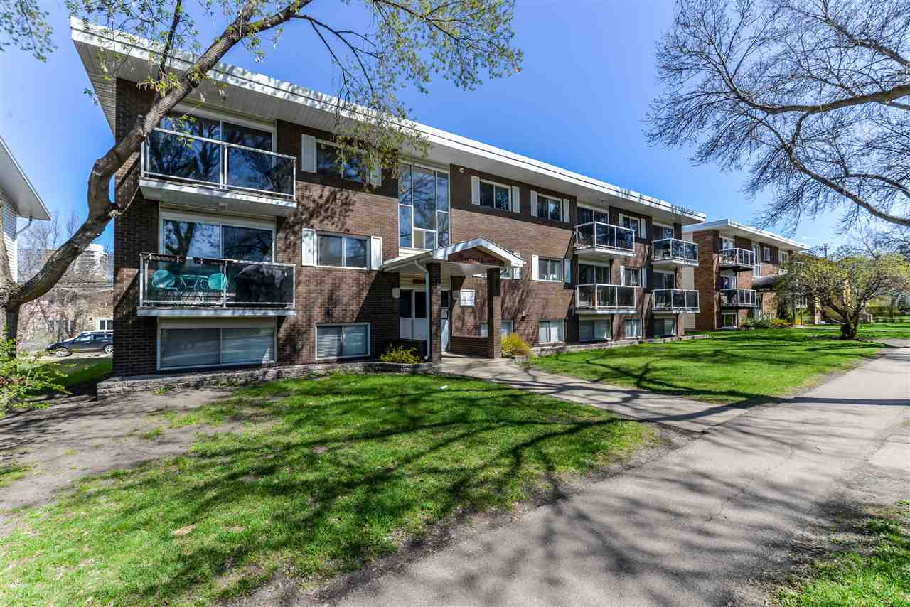 Photo 30: 304 10720 84 Avenue Edmonton 3 Bed 1.5 Bath Condo For Sale E4062864