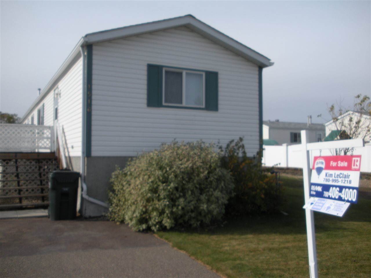 Main Photo: 1516 Jubilee Wd: Sherwood Park Mobile for sale : MLS(r) # E4063560