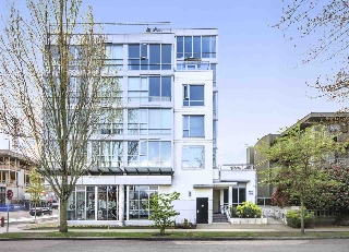 Main Photo: 701 1808 W 3RD AVENUE in Vancouver: Kitsilano Condo for sale (Vancouver West)  : MLS® # R2161034