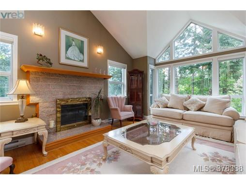 Photo 2: 531 Caleb Pike Road in VICTORIA: Hi Western Highlands Single Family Detached for sale (Highlands)  : MLS® # 378338