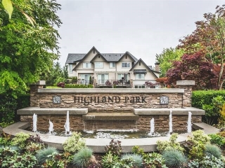 "Main Photo: 108 2501 161A Street in Surrey: Grandview Surrey Townhouse for sale in ""HIGHLAND PARK"" (South Surrey White Rock)  : MLS(r) # R2180463"