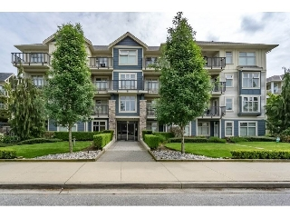"Main Photo: 308 8084 120A Street in Surrey: Queen Mary Park Surrey Condo for sale in ""ECLIPSE"" : MLS(r) # R2181194"