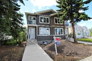 Main Photo: 12218 122 Street NW in Edmonton: Zone 04 House Half Duplex for sale : MLS(r) # E4070620