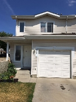 Main Photo: #34 130 HYNDMAN Crescent NW in Edmonton: Zone 35 House Half Duplex for sale : MLS(r) # E4073596