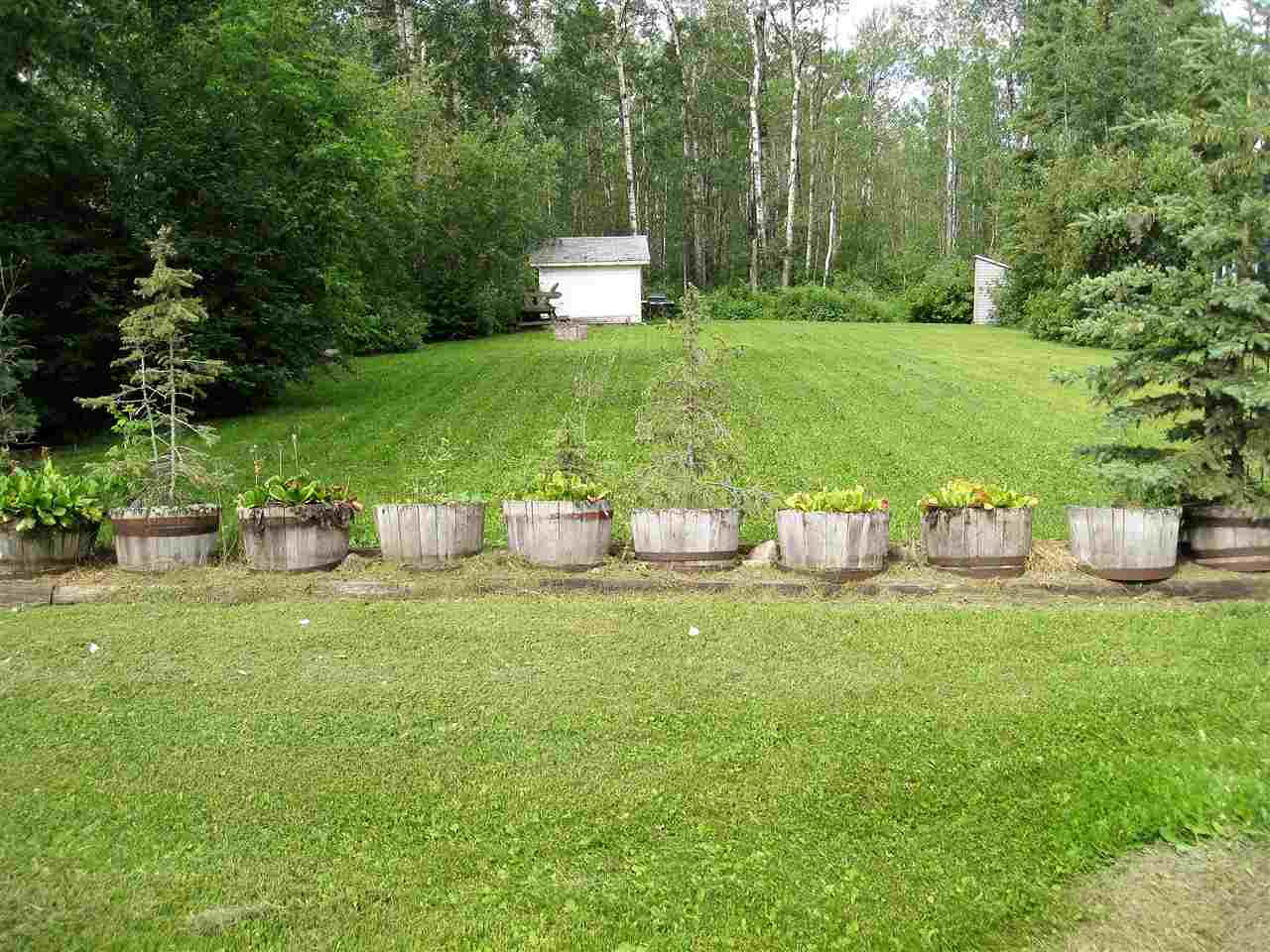 Main Photo: 6209 Shedden Drive: Rural Lac Ste. Anne County Rural Land/Vacant Lot for sale : MLS(r) # E4074046