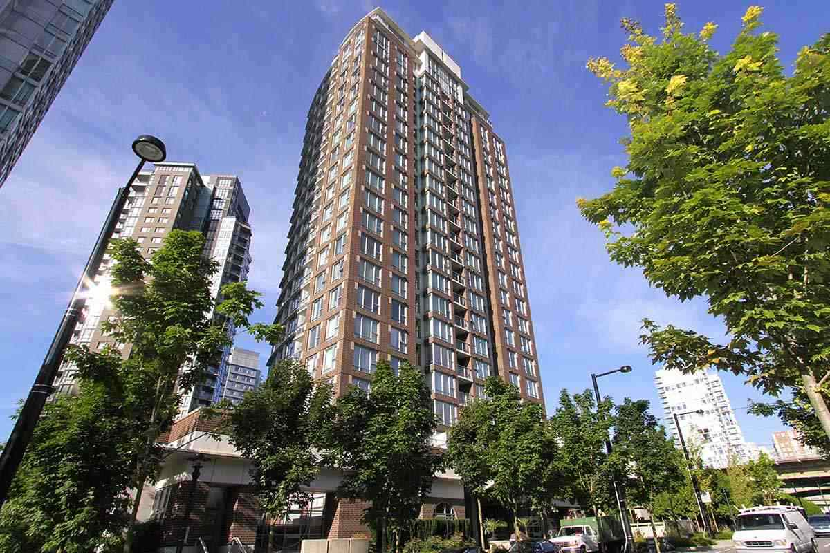 Main Photo: 1003 550 PACIFIC Street in Vancouver: Yaletown Condo for sale (Vancouver West)  : MLS®# R2195674