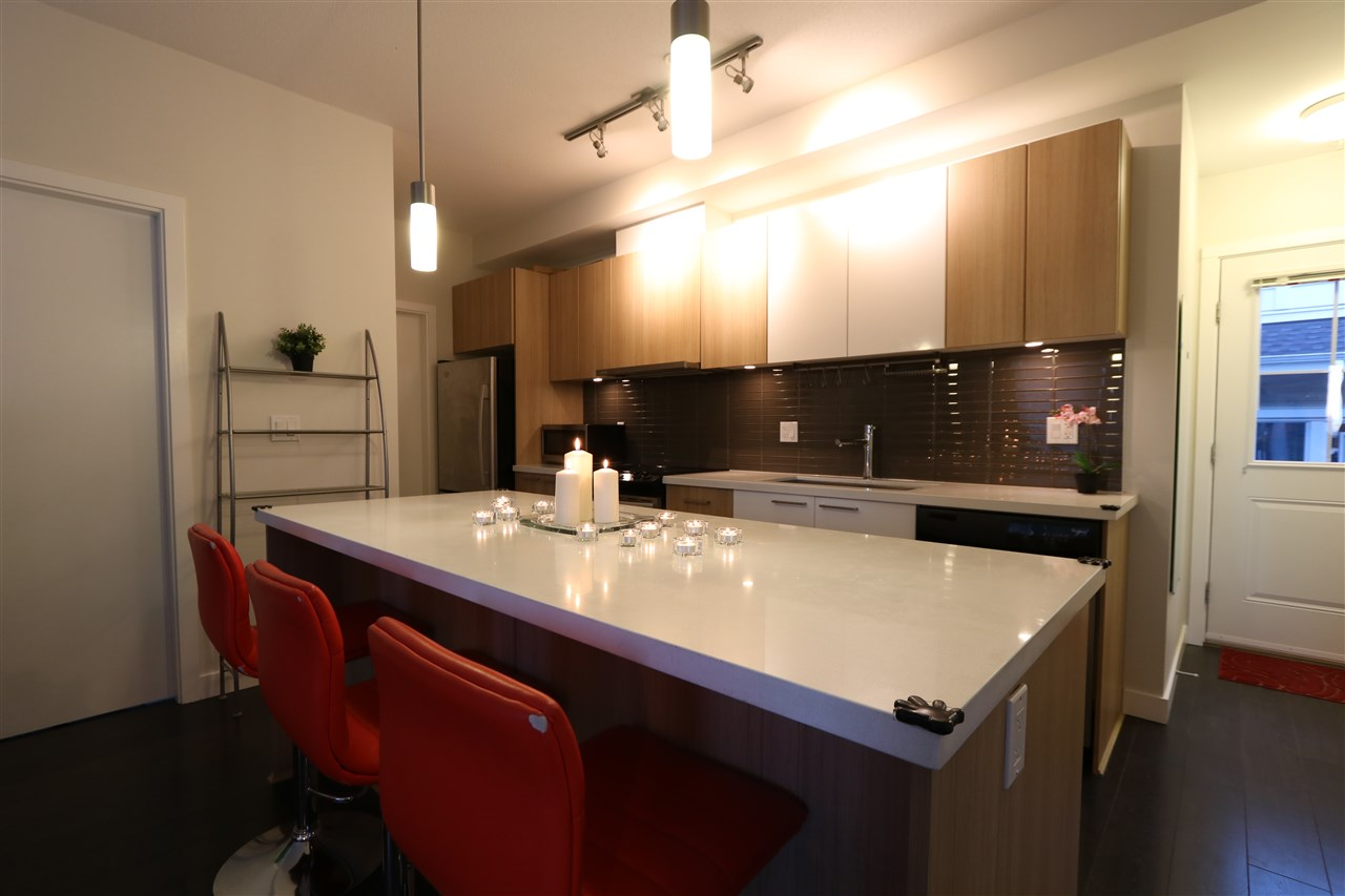 "Main Photo: 111 618 LANGSIDE Avenue in Coquitlam: Coquitlam West Condo for sale in ""Bloom"" : MLS® # R2197623"