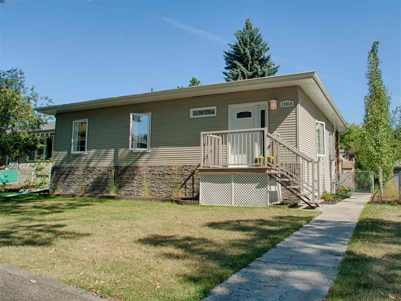 Main Photo: 12819 123 Street in Edmonton: Zone 01 House for sale : MLS® # E4079980