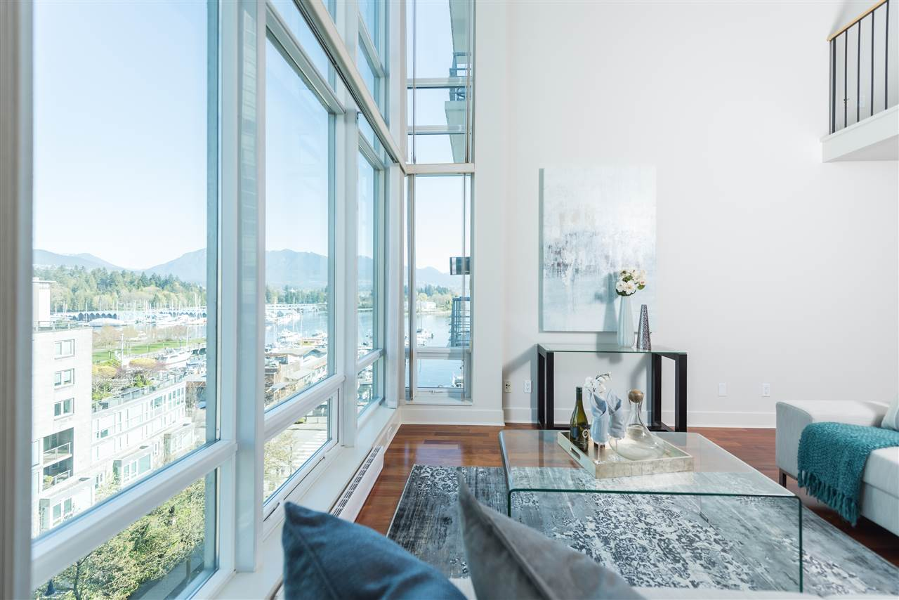 "Photo 10: 807 590 NICOLA Street in Vancouver: Coal Harbour Condo for sale in ""Cascina"" (Vancouver West)  : MLS® # R2204116"