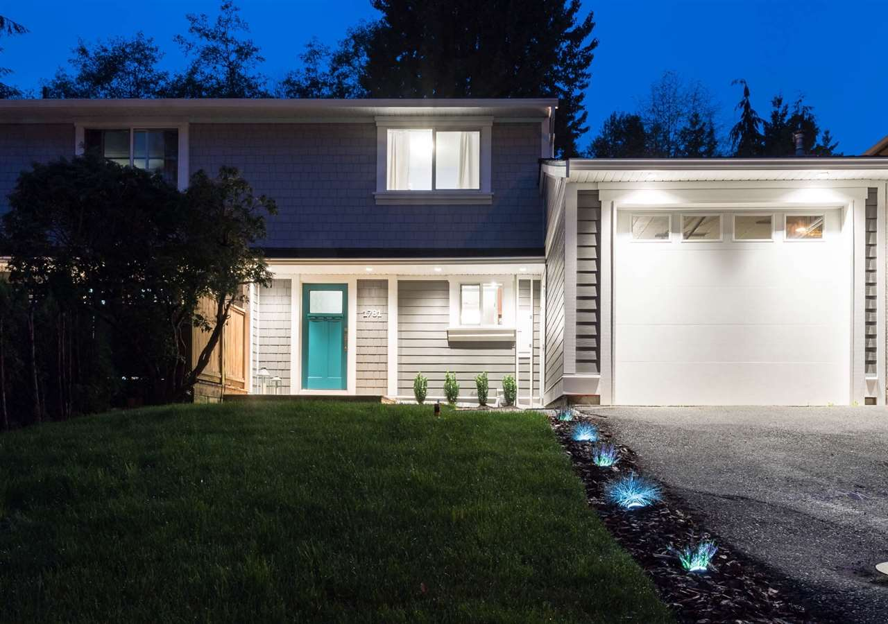 Main Photo: 1781 RUFUS Drive in North Vancouver: Westlynn House 1/2 Duplex for sale : MLS® # R2206653