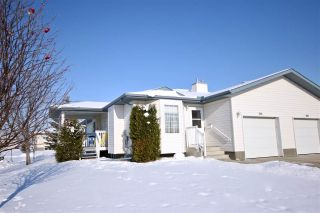 Main Photo: 201 7000 Northview Drive: Wetaskiwin House Half Duplex for sale : MLS® # E4088048