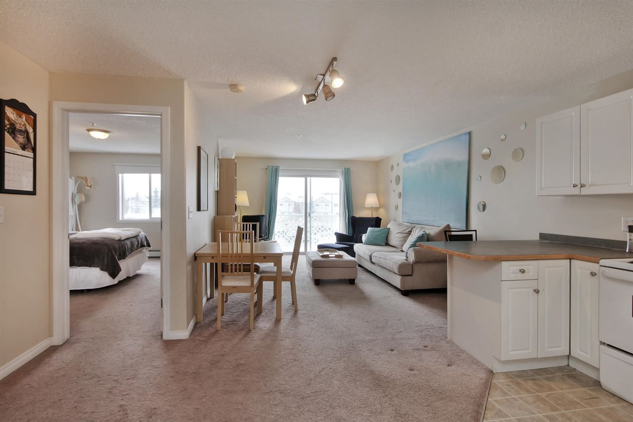Main Photo: 227 245 EDWARDS Drive in Edmonton: Zone 53 Condo for sale : MLS® # E4088566