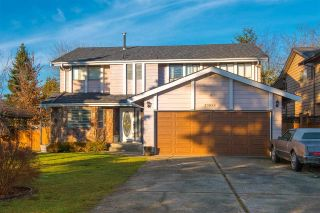 "Main Photo: 20885 MEADOW Place in Maple Ridge: Northwest Maple Ridge House for sale in ""CHILCOTIN PARK"" : MLS® # R2230366"