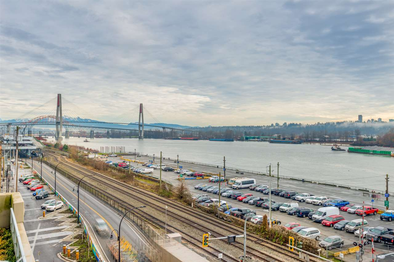 "Main Photo: 609 14 BEGBIE Street in New Westminster: Quay Condo for sale in ""Inter Urban"" : MLS®# R2230614"