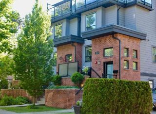 Main Photo: 3325 WINDSOR Street in Vancouver: Fraser VE Townhouse for sale (Vancouver East)  : MLS®# R2270892