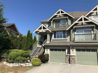 Main Photo: 101 FOREST PARK Way in Port Moody: Heritage Woods PM House 1/2 Duplex for sale : MLS®# R2293698