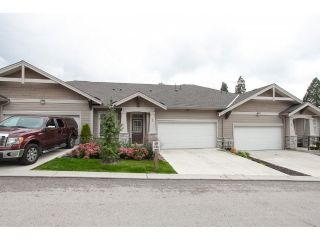 "Main Photo: 21 7138 210 Street in Langley: Willoughby Heights Townhouse for sale in ""Prestwick"" : MLS®# R2307628"