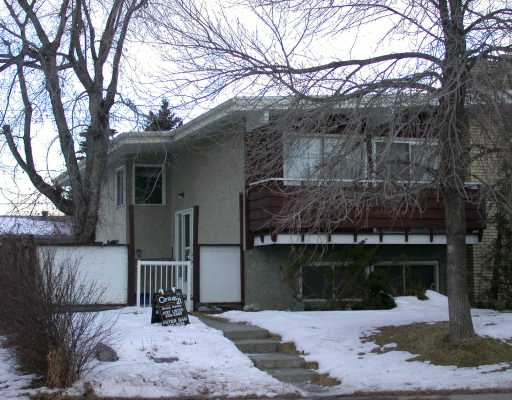 Main Photo:  in CALGARY: Dalhousie Duplex Side By Side for sale (Calgary)  : MLS® # C3107968