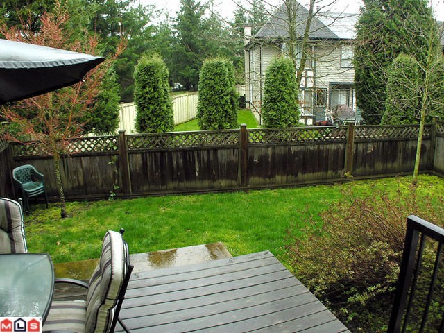 Photo 10: 11 6588 188th Street in Surrey: Cloverdale BC Townhouse for sale (Cloverdale)  : MLS® # F1208447