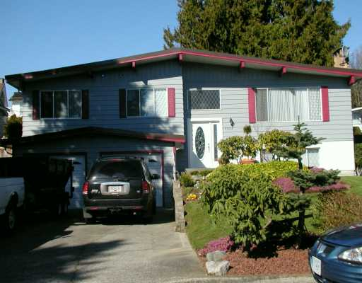 Main Photo: 5355 IVAR PL in Burnaby: Deer Lake Place House for sale (Burnaby South)  : MLS® # V590232