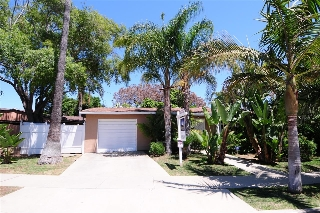Main Photo: CLAIREMONT House for sale : 4 bedrooms : 4183 Willamette Avenue in San Diego