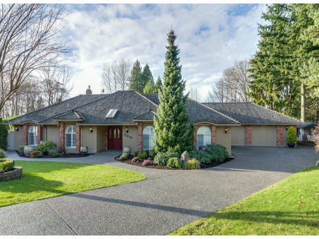 "Main Photo: 13059 21A Avenue in Surrey: Elgin Chantrell House for sale in ""HUNTINGTON PARK"" (South Surrey White Rock)  : MLS® # F1430270"