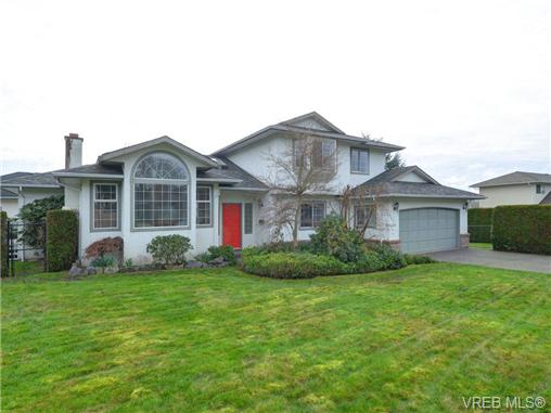 Main Photo: 4070 Beam Crescent in VICTORIA: SE Mt Doug Single Family Detached for sale (Saanich East)  : MLS® # 346708