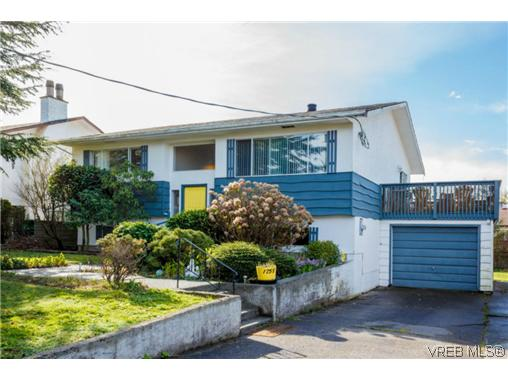 Main Photo: 1753 Kenmore Road in VICTORIA: SE Lambrick Park Single Family Detached for sale (Saanich East)  : MLS® # 348215