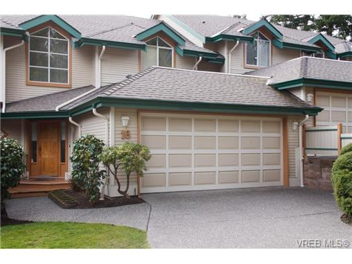 Main Photo: 16 520 Marsett Place in VICTORIA: SW Royal Oak Townhouse for sale (Saanich West)  : MLS® # 351288