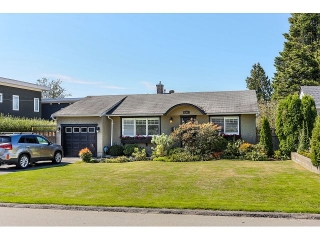 Main Photo: 1541 BREARLEY Street: White Rock House for sale (South Surrey White Rock)  : MLS(r) # R2001402