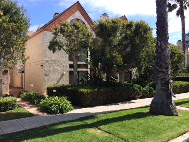 Main Photo: PACIFIC BEACH Townhome for rent : 3 bedrooms : 915 Beryl #3 in San Diego
