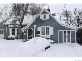 Main Photo: 231 Kingston Row in WINNIPEG: St Vital Residential for sale (South East Winnipeg)  : MLS® # 1601509