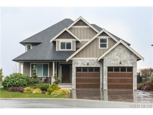 Main Photo: 2587 Ruby Court in VICTORIA: La Atkins Single Family Detached for sale (Langford)  : MLS® # 360393