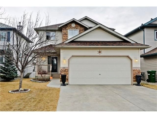 Main Photo: 140 FAIRWAYS Drive NW: Airdrie House for sale : MLS® # C4052761
