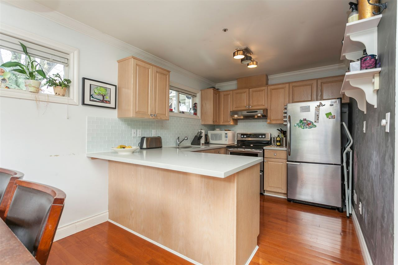 Photo 12: 3015 ONTARIO Street in Vancouver: Mount Pleasant VW Townhouse for sale (Vancouver West)  : MLS® # R2047311