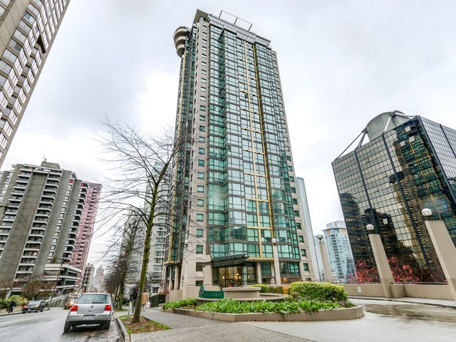 Main Photo: 1101 1367 ALBERNI Street in Vancouver: West End VW Condo for sale (Vancouver West)  : MLS® # R2062584