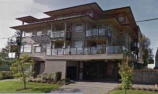"Main Photo: 306 22858 LOUGHEED Highway in Maple Ridge: East Central Condo for sale in ""URBAN GREEN"" : MLS®# R2103541"