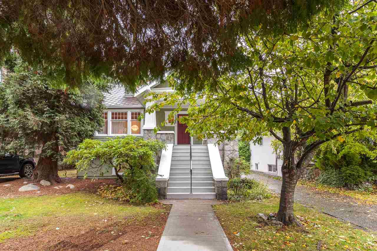 Main Photo: 5638 MACKENZIE Street in Vancouver: Kerrisdale House for sale (Vancouver West)  : MLS(r) # R2117466