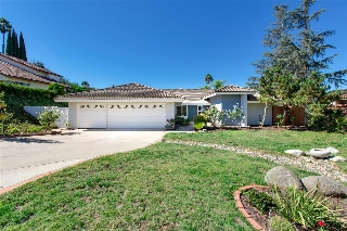 Main Photo: POWAY House for sale : 5 bedrooms : 17446 Saint Andrews