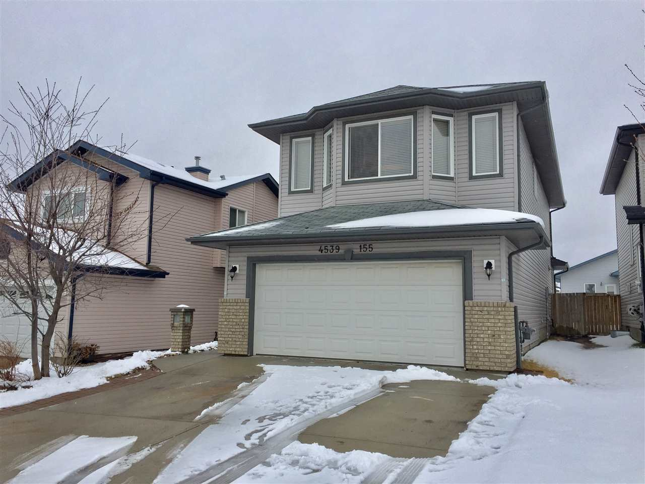 Main Photo: 4539 155 Avenue in Edmonton: Zone 03 House for sale : MLS(r) # E4060518